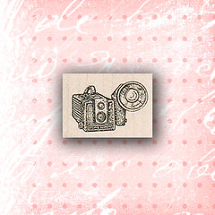 Vintage Brownie Camera Rubber Stamp - Retro Craft Stamps (RubberShow) Tags: black vintage scrapbooking paper craft rubber stamp brownie etsy rubberstamp rubberstamping oldcamera craftsupplies papercrafts browniecamera craftstamps