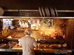 Steak Restaurants at Mercado del Puerto - Montevideo, Uruguay (uncorneredmarket) Tags: food uruguay market meat grill steak montevideo dpn grilledmeat mercadodelpuerto portmarket ciudadviejamontevideo