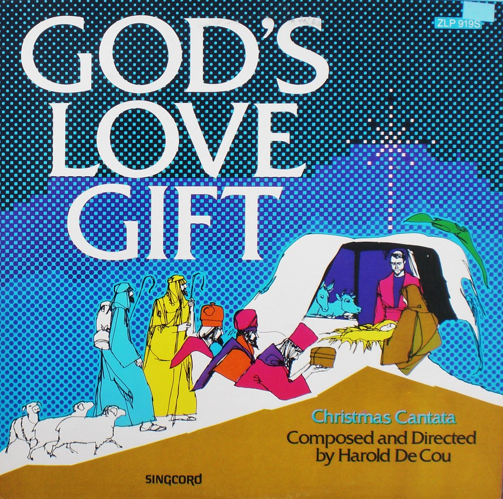 recordo obscura: the soundtrack of nobody\'s life: GOD\'S LOVE GIFT: A ...