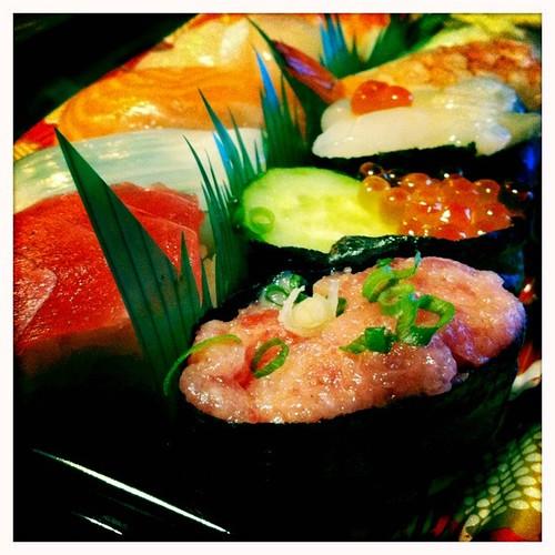 Sushi Din Dins
