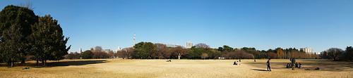 新宿御苑_全景1