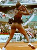 Crazy mooments of Hot Tennis Girls Photos