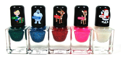 Rudolph Mini Polish Set
