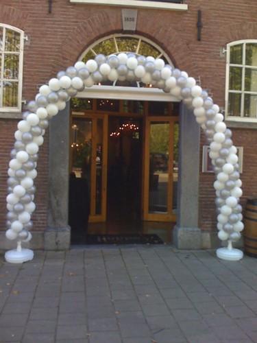 Ballonboog 7m Hoppe Schiedam