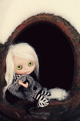 Short Hibernation - 51/52 Weeks of Blythe