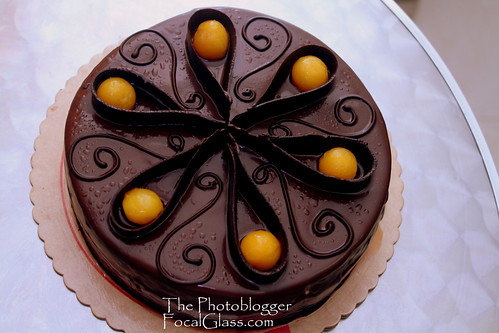 Chocolate Mango Mousse