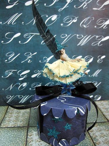 Miss Spellbinders Ballet Box! 5