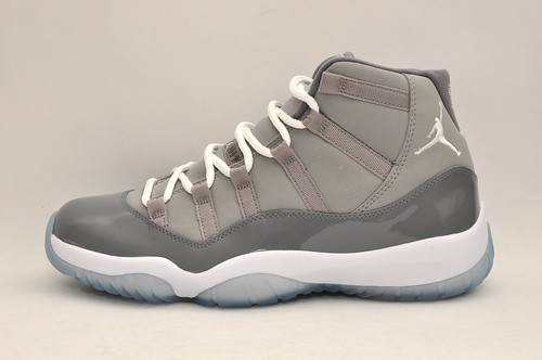 "AJ Retro 11 ""Cool Grey"""
