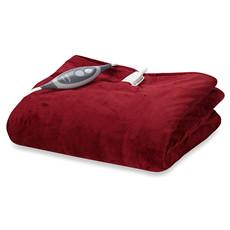 sherpa heated/electric blanket