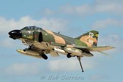 NX749CF F-4D Phantom ll Collings Foundation (Bob Garrard) Tags: foundation phantom ll f4 eaa oshkosh mcdonnell osh kosh collings f4d nx749cf airventure2010 gearinmotion