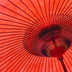 nodate@Sanzen-in, Kyoto, Japan (-sou-) Tags: red japan umbrella kyoto ohara  sanzenin nodate     nodategasa nodatekasa gettyimagesjapanq1