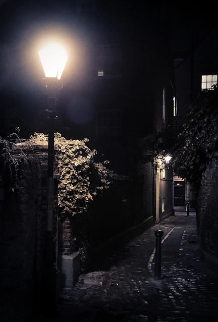 Rochester - back street