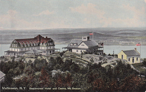 Beaconcrest Hotel and Casino Mt. Beacon NY
