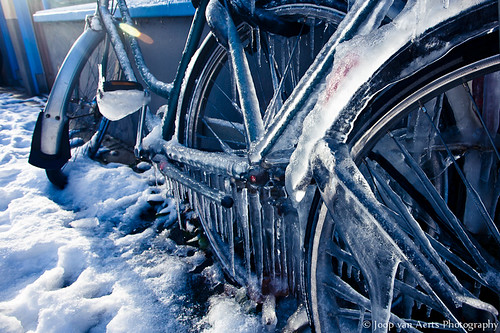 Frosty Bike