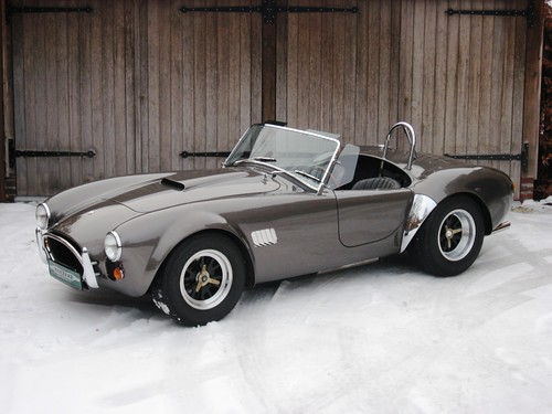 AC Cobra MkIV to Lightweight specification (1994).