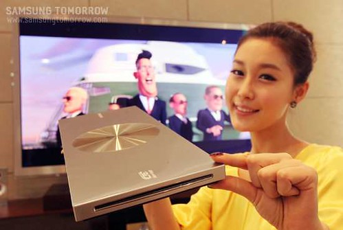 samsung 3D Blu-ray player