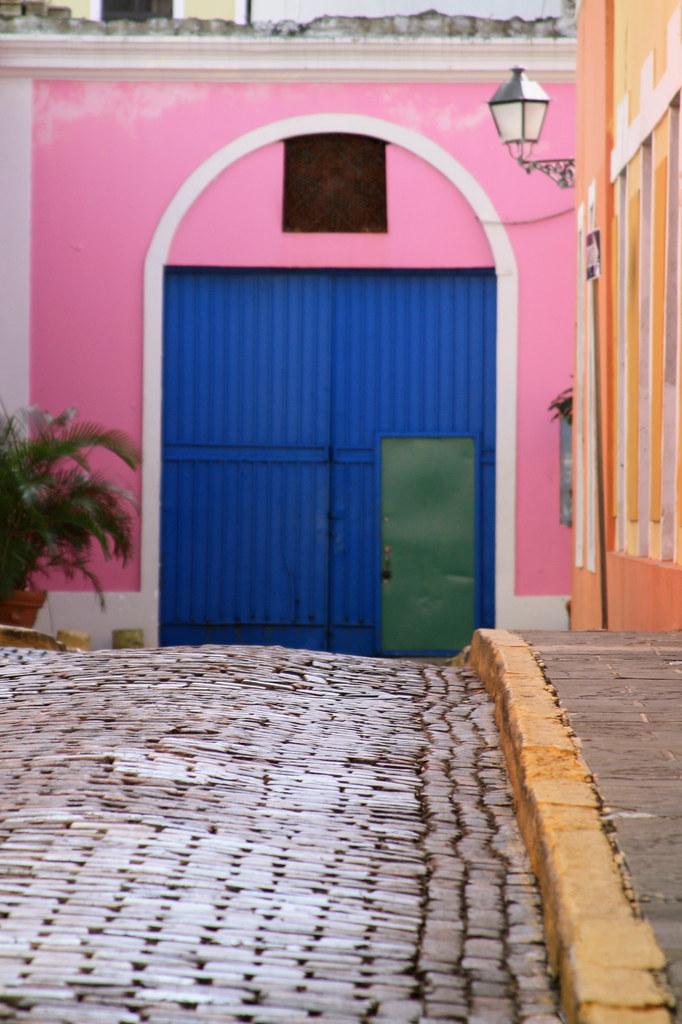 Puerto Rico Pink