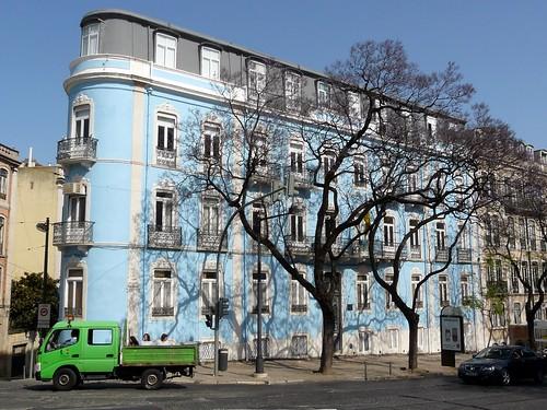Des bâtiments toujours très colorés