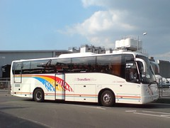 Shining MISTRAL (leszee) Tags: uk bus volvo coach travellers trafalgar choice 50 shining coaches jonckheere the mistral vdl greaterlondon londonheathrowairport b12b volvob12b courtneyroad jonckheeremistral50 thetravellerschoice shiningmistral