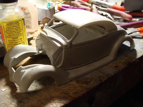 Left 1968 Cadillac DeVille