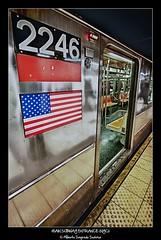 MAIN SUBWAY ENTRANCE (Alberto Sagrado Surez) Tags: nyc usa newyork america nuevayork eeuu nikond700 agosto2009 albertosagrado