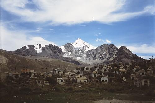 Nevado Huayna Potosi, 6088 mts