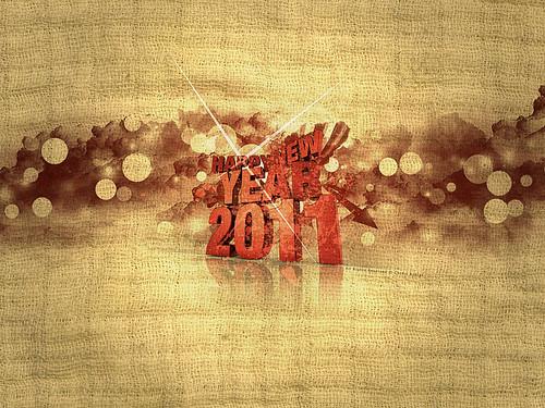 Selamat Menyambut Tahun Baru 2011