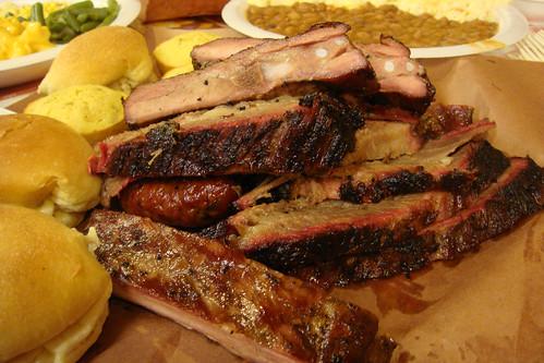 BBQ @ Black's BBQ - Lockhart, TX