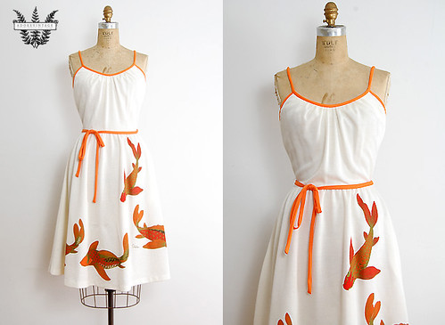 tangerinekoidress