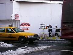SpringStreet (Street Witness) Tags: street nyc spring cab taxi samsung pedestrians nv7