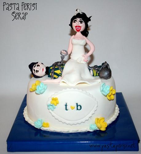 Gelin Damat pastası