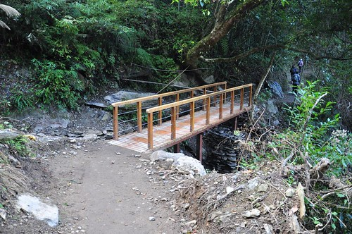 修復的通行橋樑