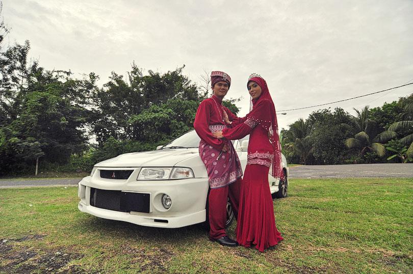 Izzal + Aishah