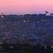 Vista panoramica di Cagliari