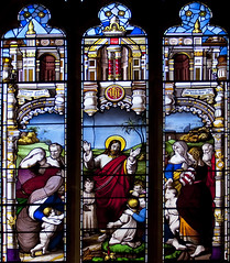 St Mary's Church Shewsbury (Linton Snapper) Tags: tonysmith