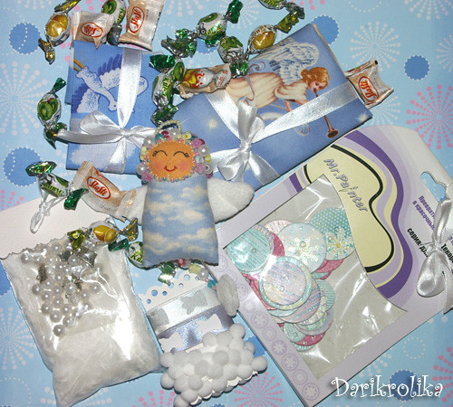 Angel dotee package:)