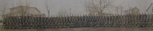 Battery D, 3th Artillery, C.A.C.