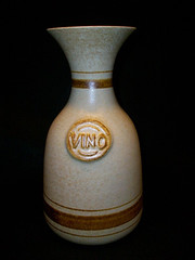 Pottery Craft VinoDecanter (lauralee38) Tags: ca craft pottery 12 vino decanter