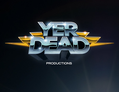 Yer Dead Productions logo