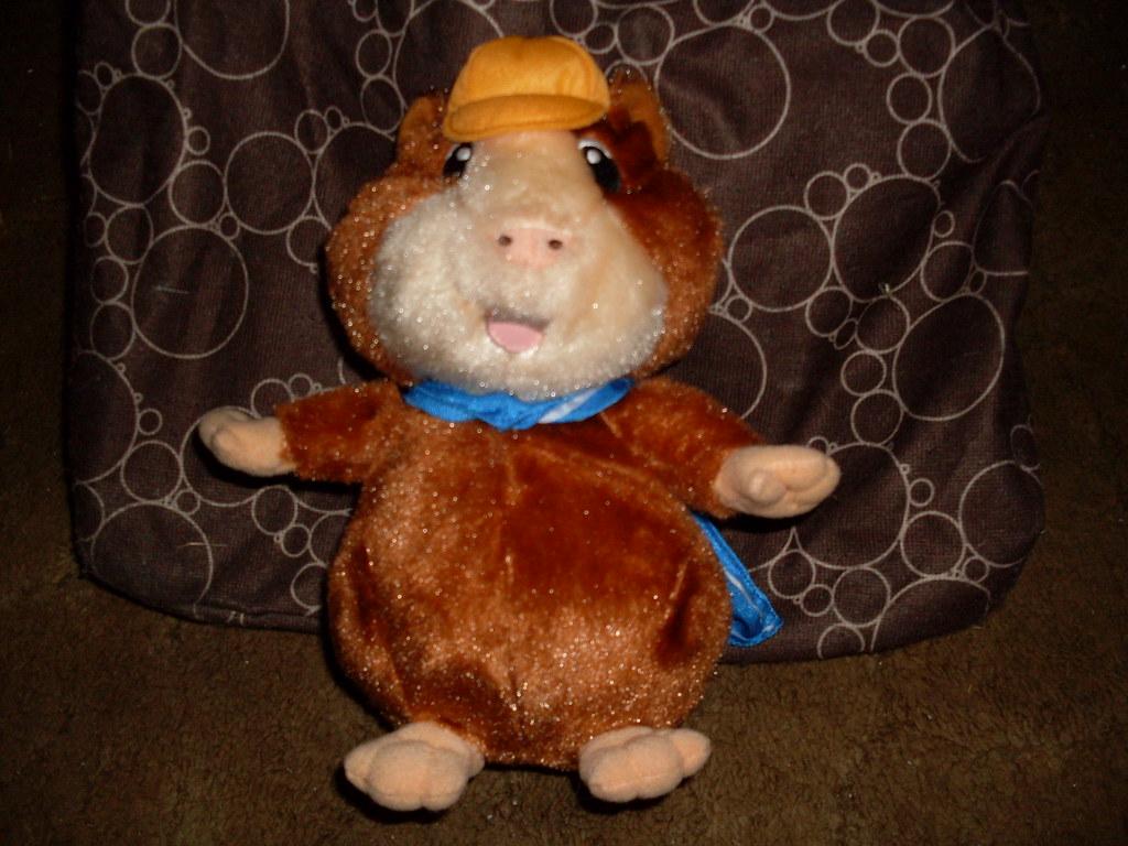 Wonder Pets Glittery Linny the Guinea Pig Plush