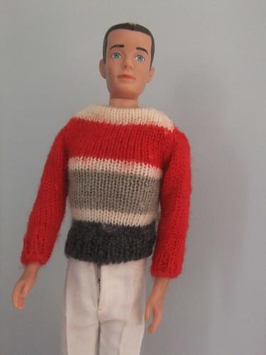 Ken Stripped Sweater