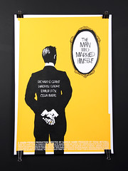 The Man Who Married Himself (bobeightpop) Tags: screenprint fineart bep bobeightpop