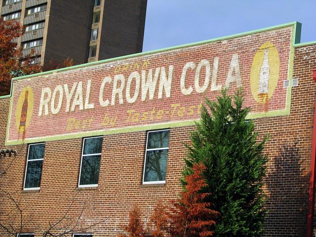 Drink Royal Crown Cola - Maryville, TN
