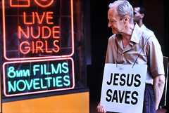 Will Jesus Save the Live Nude Girls?