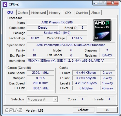 Athlon X2 5200 45nm Am3 May Unlock To Phenom Fx5200 Overclockers Uk Forums
