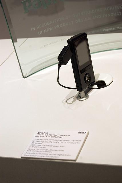 Sony 3D Bloggie