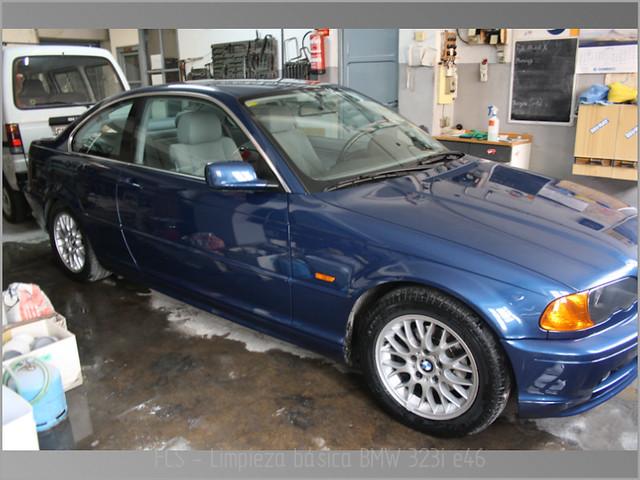 BMW 323i e46-46