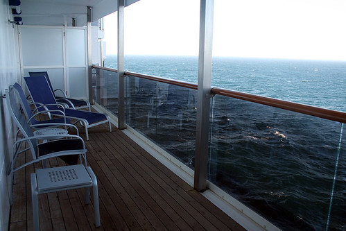 Carnival Spirit - Cabin 7258 - After the Second Lounger