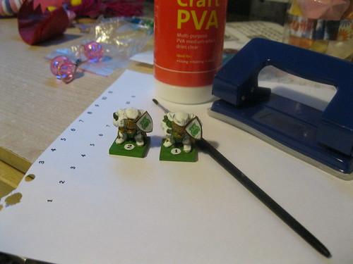 Dwarf Blitzers