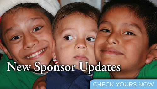 Sponsor Update Slide